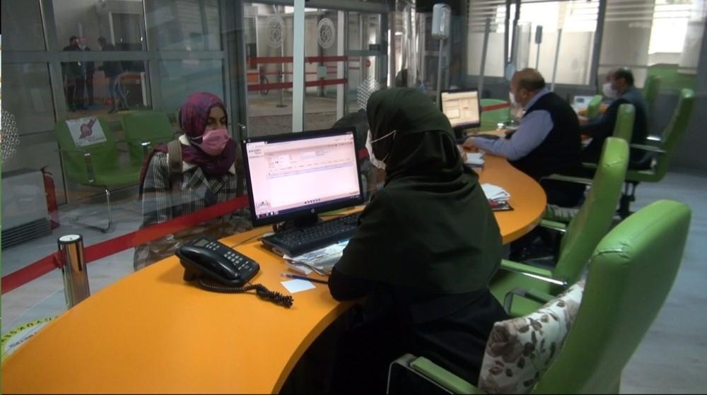 Süper hizmet masası vatandaşların işlemlerini kolaylaştırıyor