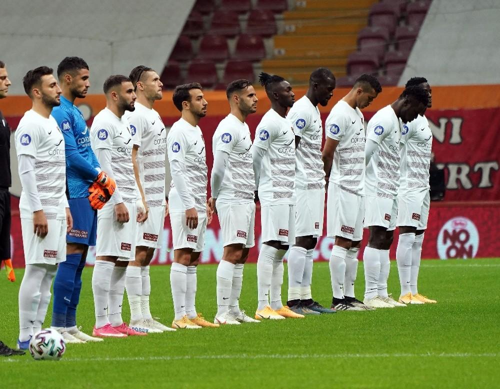 Süper Lig: Galatasaray: 0 – Hatayspor: 0 (Maç devam ediyor)