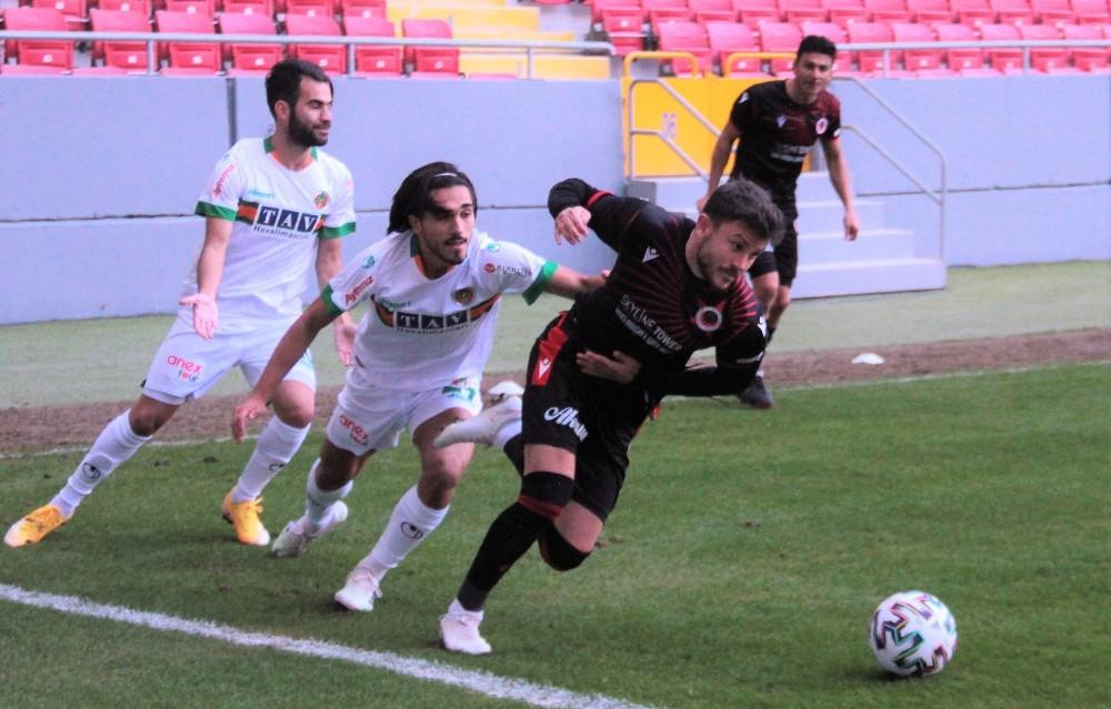 Süper Lig: Gençlerbirliği: 2 – Aytemiz Alanyaspor: 1 (Maç sonucu)