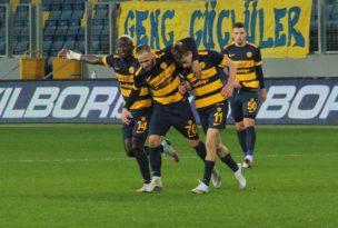 MKE Ankaragücü: 4 – İH Konyaspor: 3 (Maç sonucu)