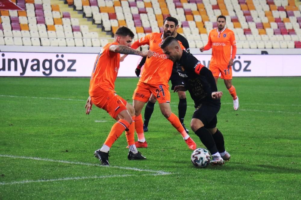 Süper Lig: Yeni Malatyaspor: 1 – M.Başakşehir: 1 (Maç sonucu)
