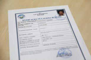 Talas'ta 13 yeni işyeri daha açıldı