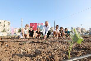 Tarımsal Üretimi Kentin Merkezine Taşıdık