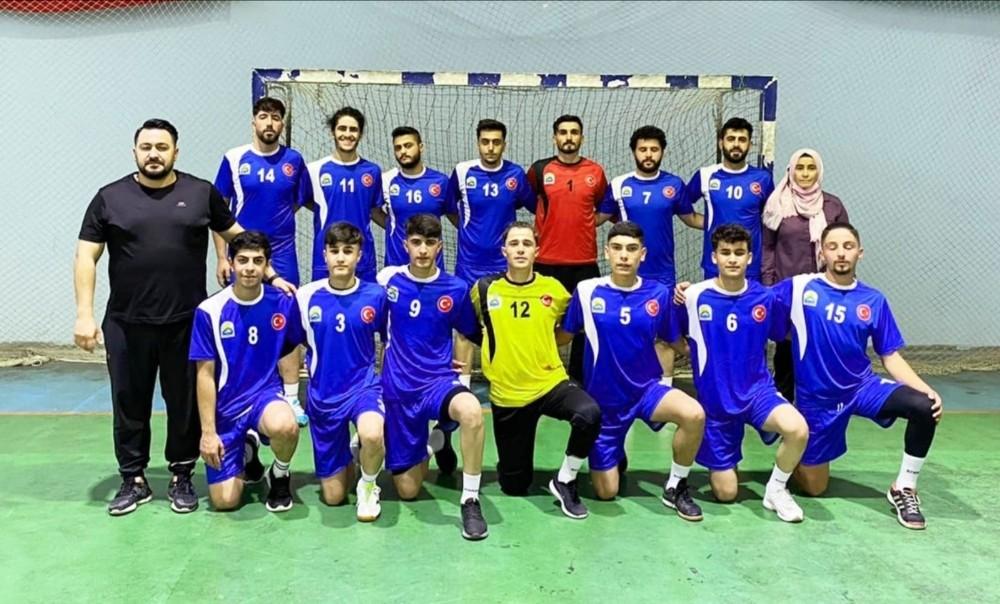 Tatvan Belediyesi Hentbol Takımı 2. Lig'e yükseldi