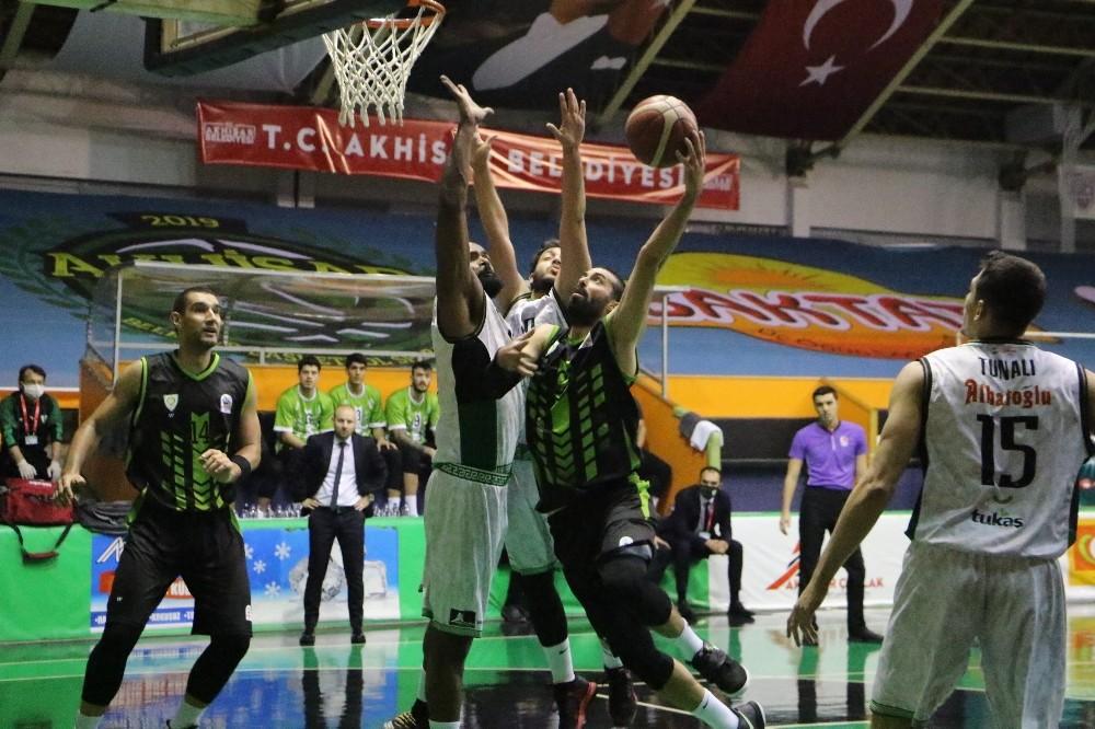 TBL: Akhisar Basket: 85- Manisa BBSK: 84