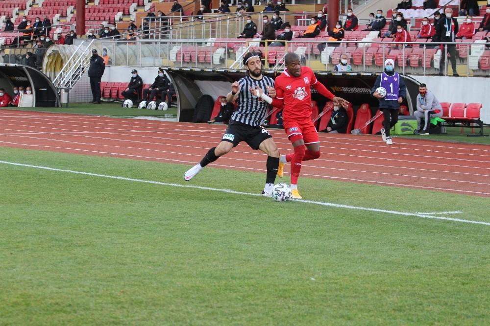 Balıkesirspor: 2 – Eskişehirspor: 2