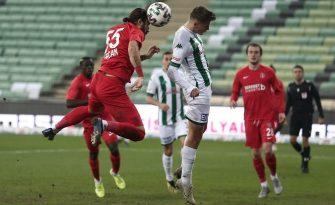 Bursaspor: 1 – Ümraniyespor: 3