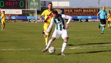 Giresunspor: 2 – Eskişehirspor: 0