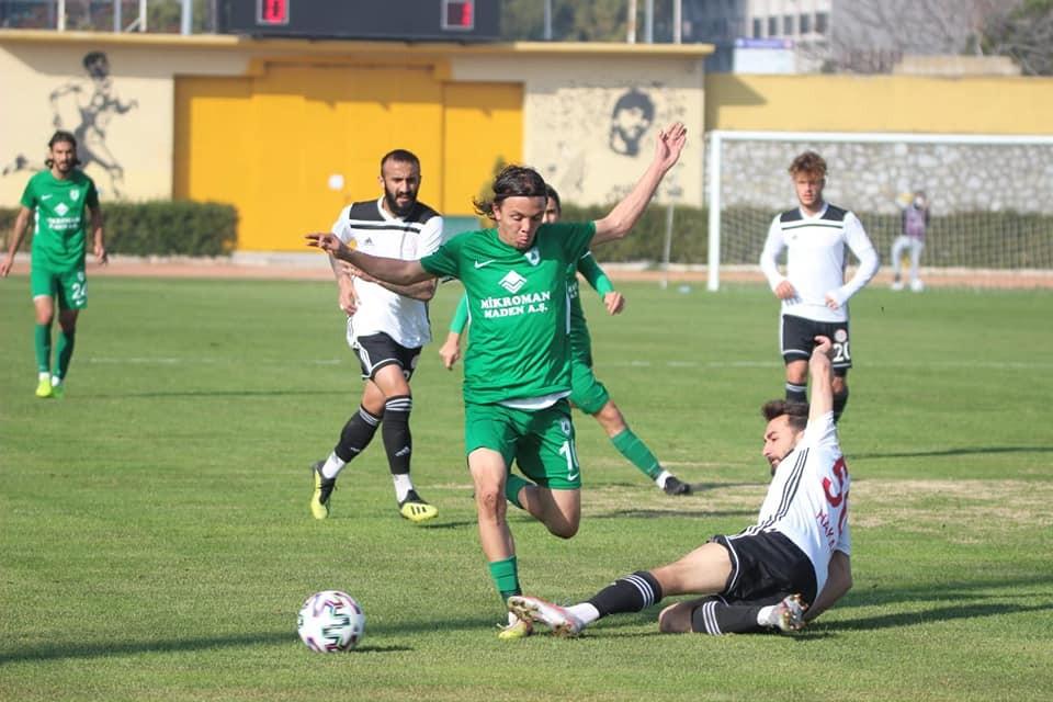 TFF 3. Lig: Muğlaspor: 0 – Karaköprü Belediyespor: 1