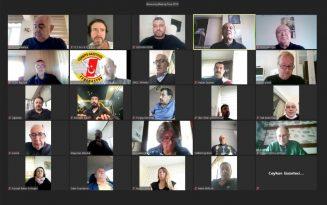 Gazeteciler Konseyi Online Toplandı