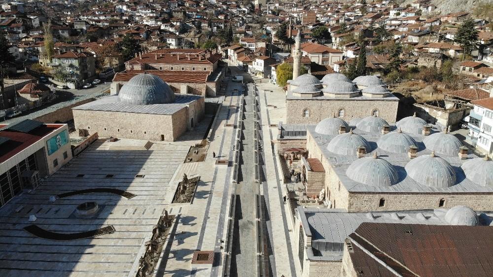 Tokat'ta 900 yıllık tarih canlanıyor