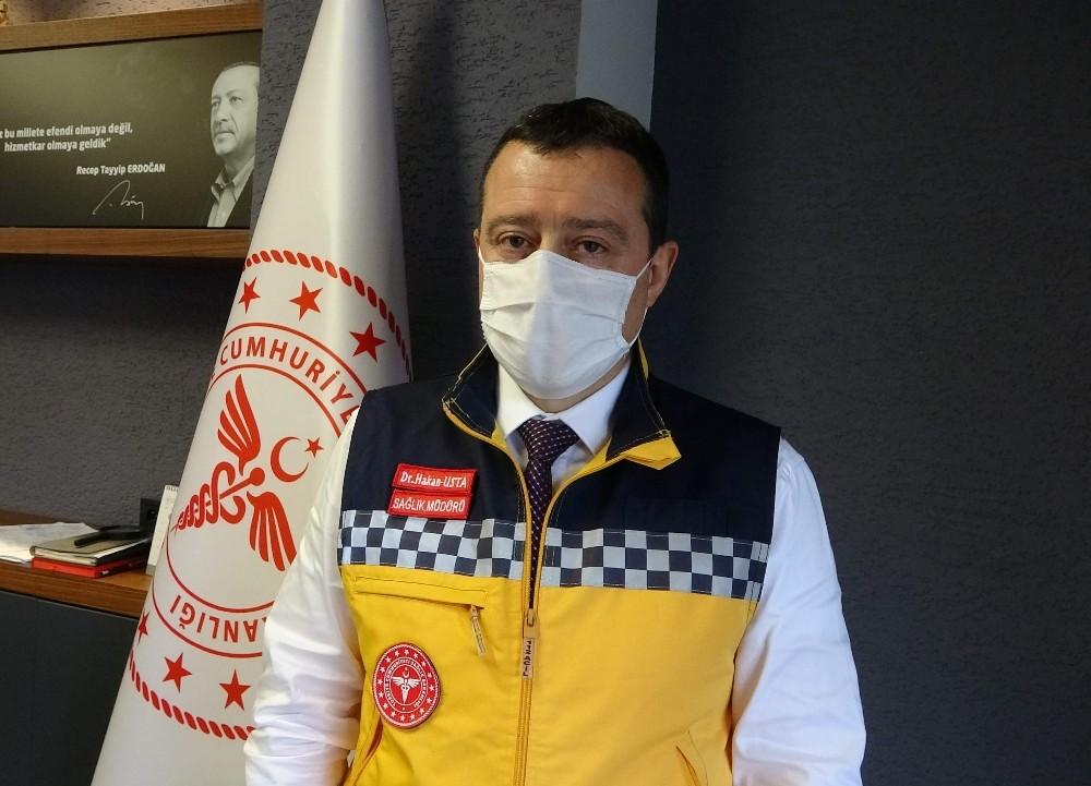 Trabzon'da yoğun bakım doluluk oranı ürkütüyor