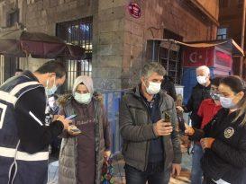 Trabzon'un en işlek caddesine artık HES Kodu ile girilebiliyor