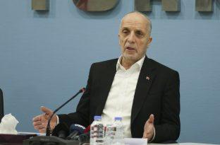"""Türk-İş: """"Hükümetin Tebessüm Ettirecek Bir Rakam Getireceğini Umut Ediyoruz"""""""