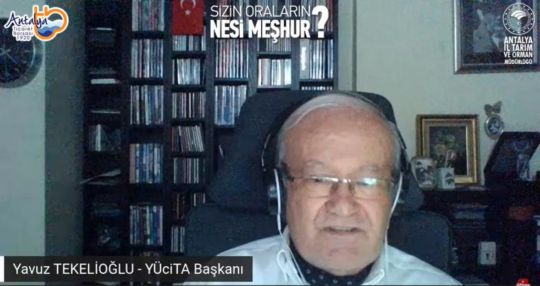 Türkiye'de coğrafi işaret müracatı bu yılın 11 ayında 411'e ulaştı