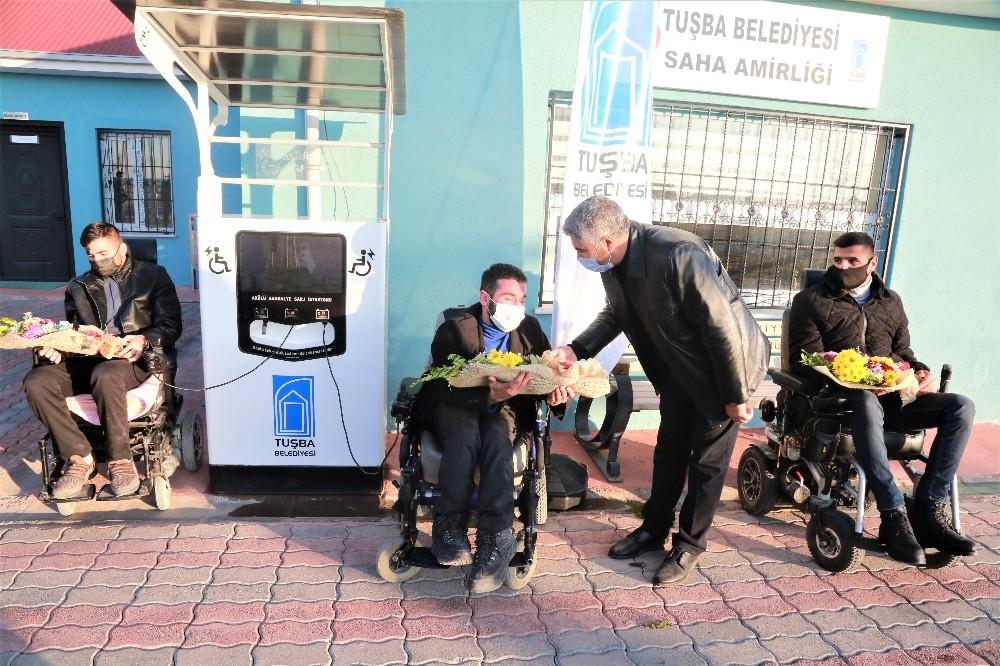 Tuşba Belediyesinden 'Dünya Engelliler Günü' etkinliği