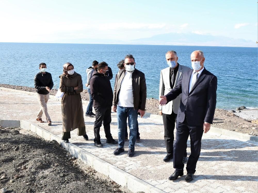 Tuşba Belediyesinden ikinci halk plajı