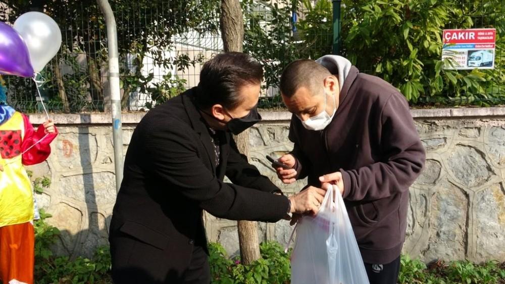 Tuzla'da 3 Aralık Dünya Engelliler Günü'ne özel konvoy
