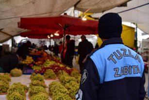 Tuzla'da korona virüsle etkin mücadele: Bulaş zinciri kırılıyor