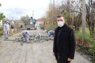 Efeler Belediyesinin Yol Çalışmaları Vatandaşı Memnun Etti