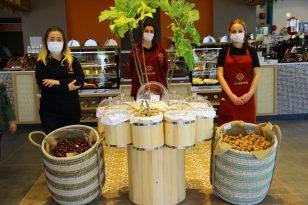 Uzun Yaşam Şehri Nazilli'de yeni bir lezzet konsepti doğdu