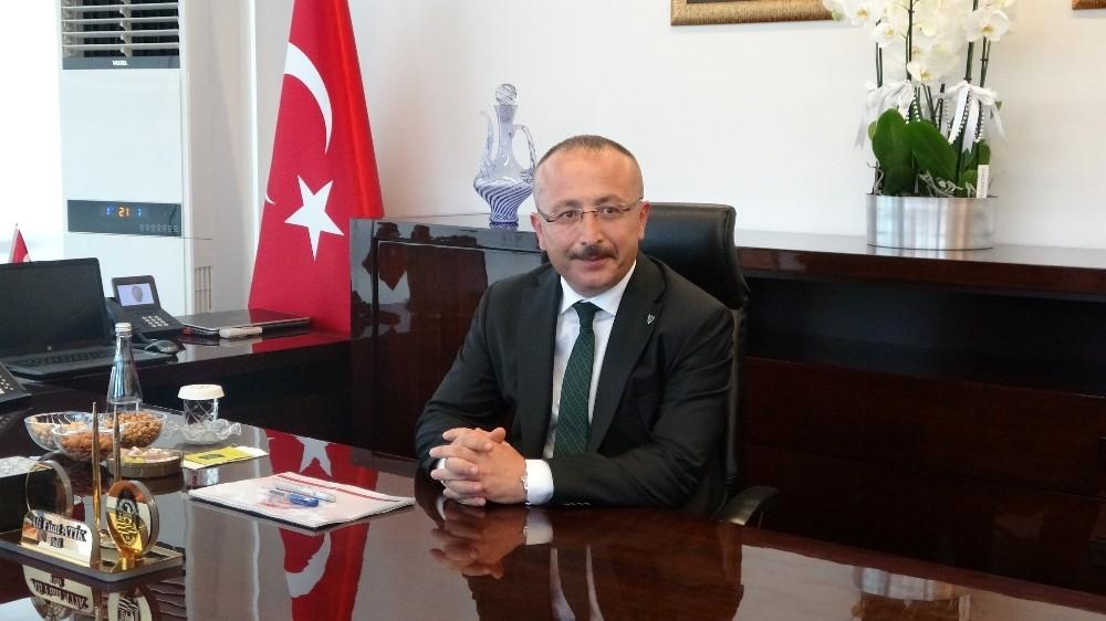 """Vali Atik; """"Türkiye, hep mazlumun yanında olmuştur"""""""