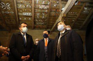 Samsun Valisi Çarşamba Şeker Fabrikası'nı İnceledi