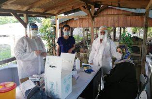 Filyasyon ekipleri virüsün yayılımını durdurma adına önemli görev üstleniyor