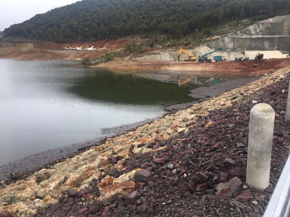 """Vali Kocabıyık, """"Barajların doluluk oranları yüzde 10'un altına düştü"""""""