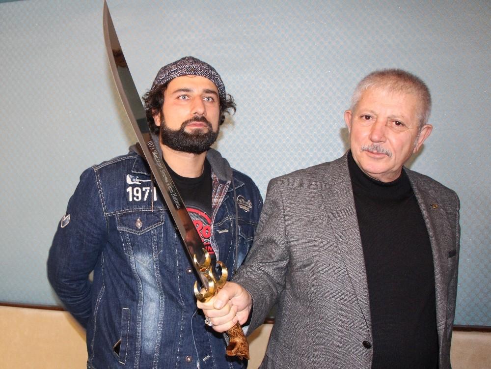 Yavuz Dizisi Amasya'da Çekilecek