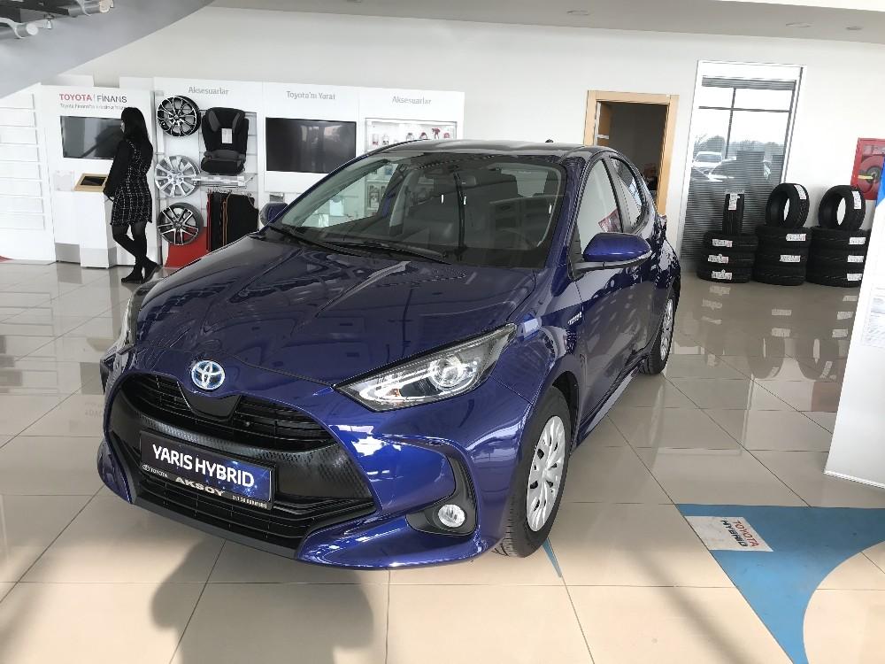 Yeni Toyota Yaris lansman fiyatları ile Toyota Plaza Aksoy'da