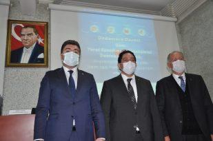 Erzurum Esnafına Bir Destekte STK'lardan