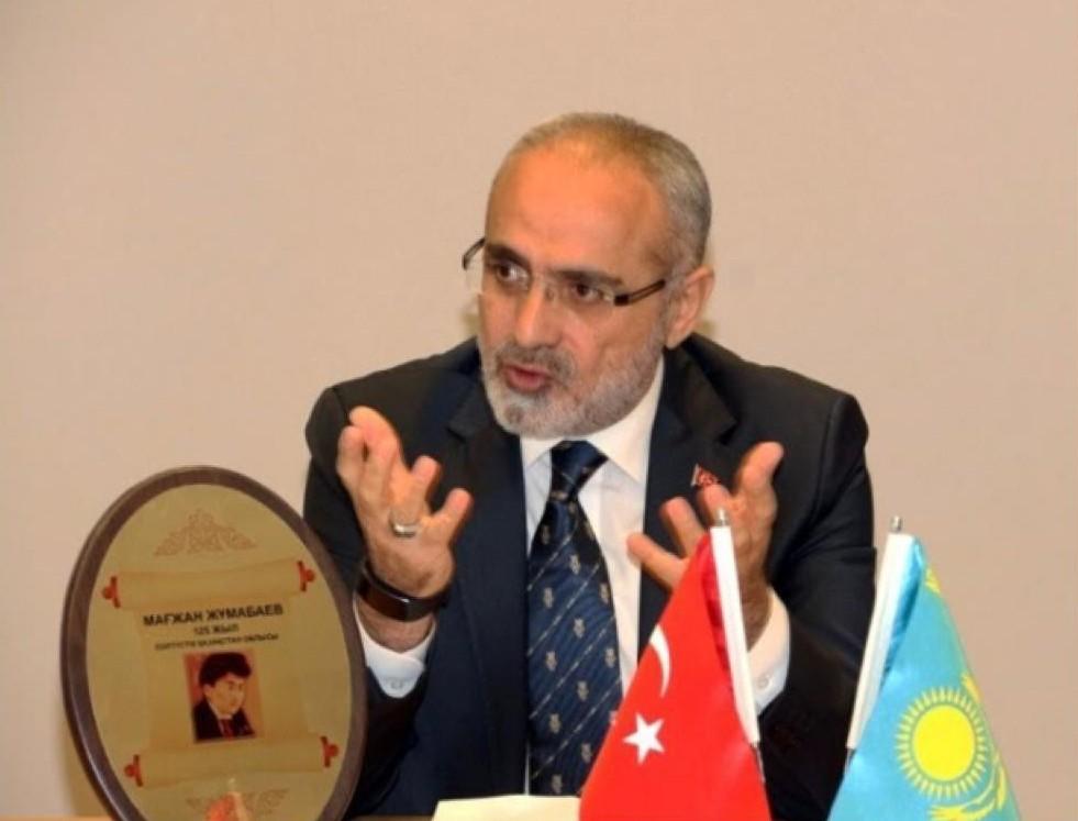 Yerli Düşünce Derneği'nden 'Kazakistan Kurucu Cumhurbaşkanı Günü' açıklaması