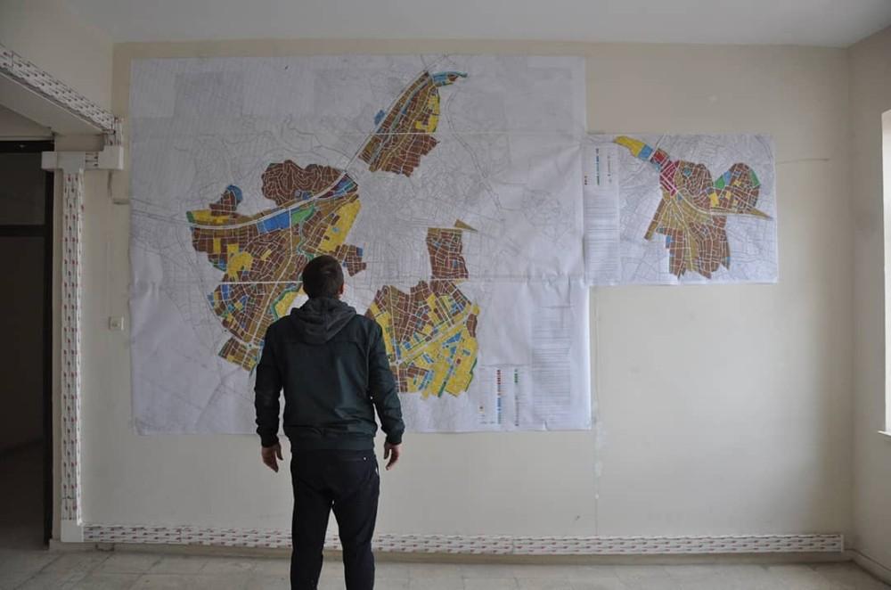 Yüksekova için hazırlanan imar planı askıya çıktı