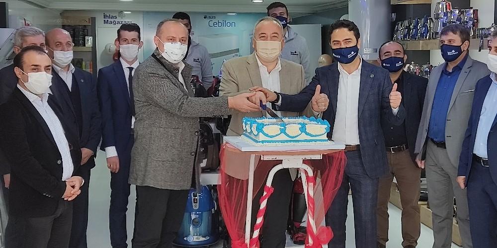 100. İhlas Mağazası İzmir'de açıldı