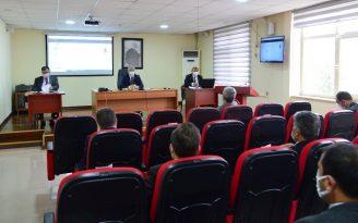 2021 Yılı 1. Koordinasyon Kurulu toplantısı yapıldı