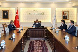 2021 yılının ilk İl Koordinasyon Kurulu Toplantısı yapıldı