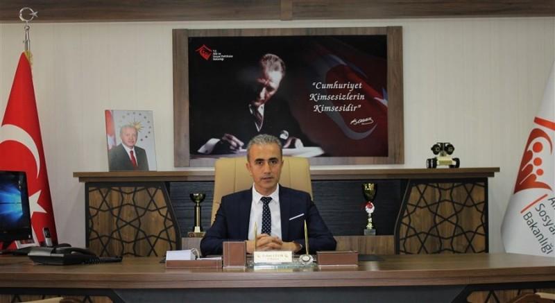 AÇSH Müdürü Çelik'in 10 Ocak Çalışan Gazeteciler Günü mesajı