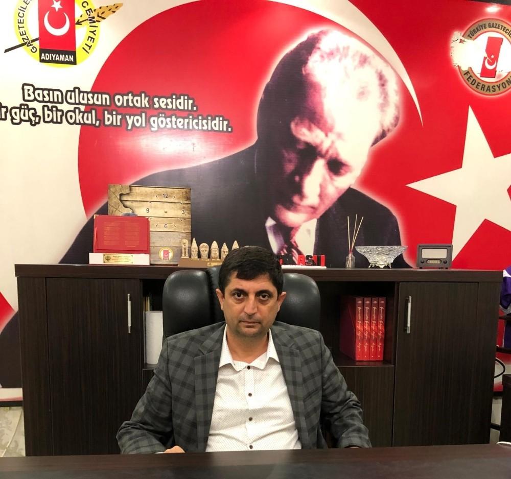 AGAD Başkanı Aslan'dan 10 Ocak Çalışan Gazeteciler Günü mesajı