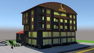 Ağrı Barosu idari ve sosyal tesis binasının inşaat ihalesi yapıldı