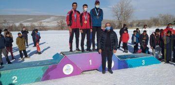 Ağrılı kayakçılar yeni sezona başarılarıyla başladı