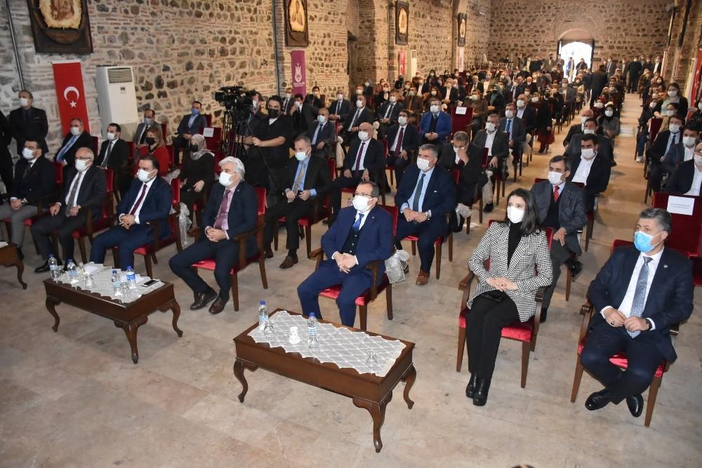 AK Parti İl Başkanlığı 7. kongresine hazırlanıyor