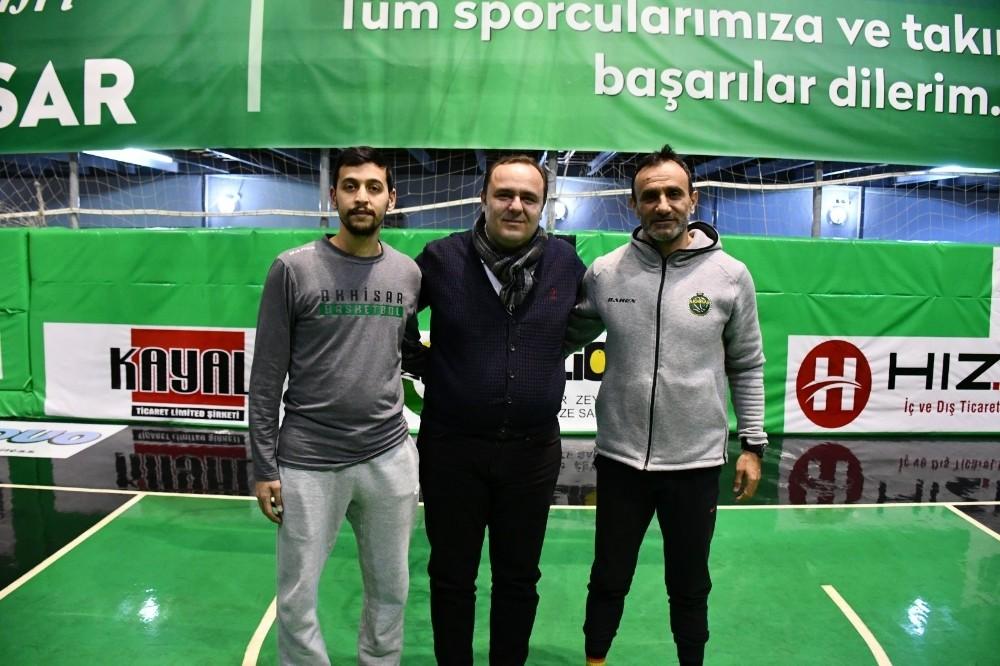 Akhisar Belediyespor Basketbol Takımı sezonu değerlendirdi