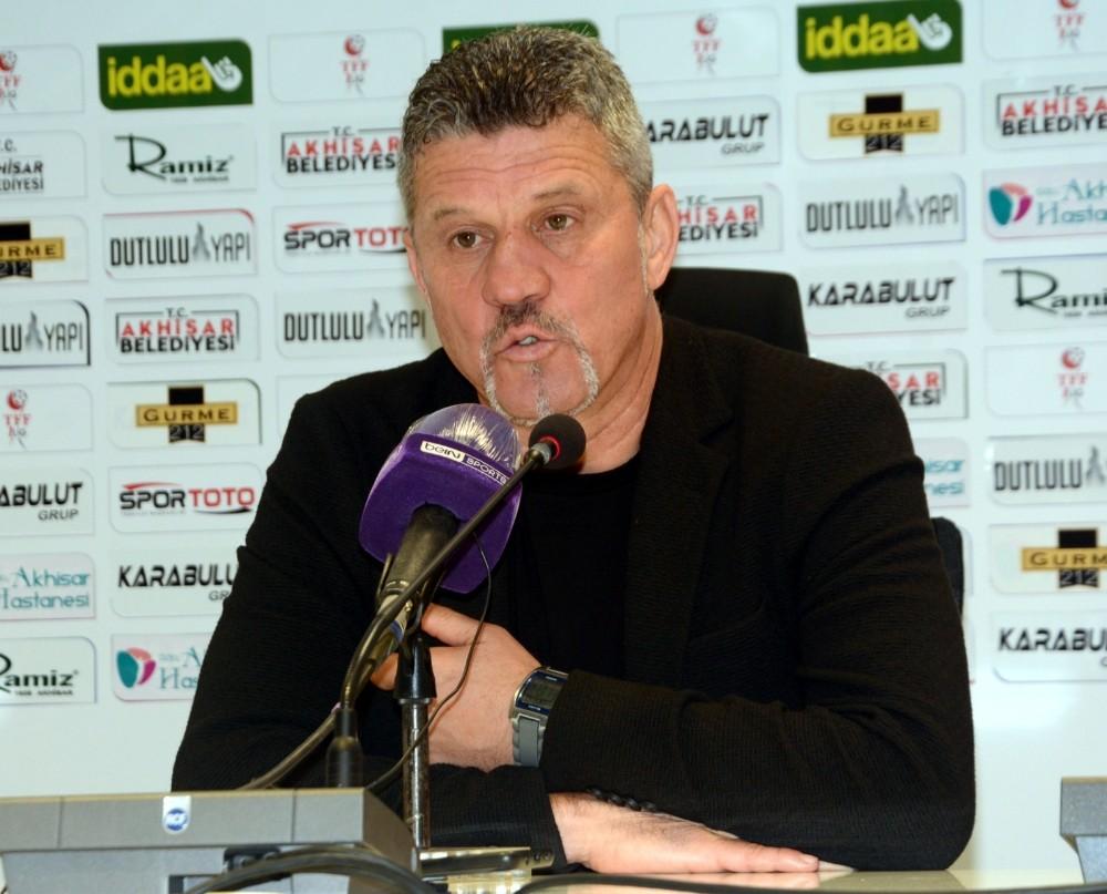 Akhisarspor – Adanaspor maçının ardından