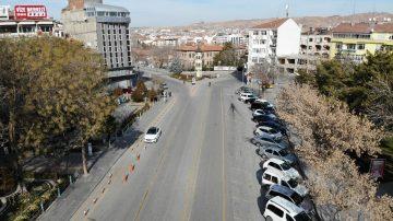 Aksaray'ın Otoparkları Kiraya Verilecek