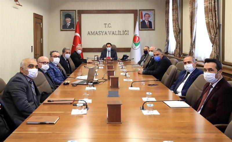 Amasya 'Üç Boyutlu Kadastro ve Gayrimenkul Değerleme Projesi'nde pilot il oldu