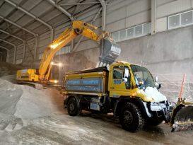 Ankara'da kar ve buz ekiplerinin konumu online olarak takip edilebilecek