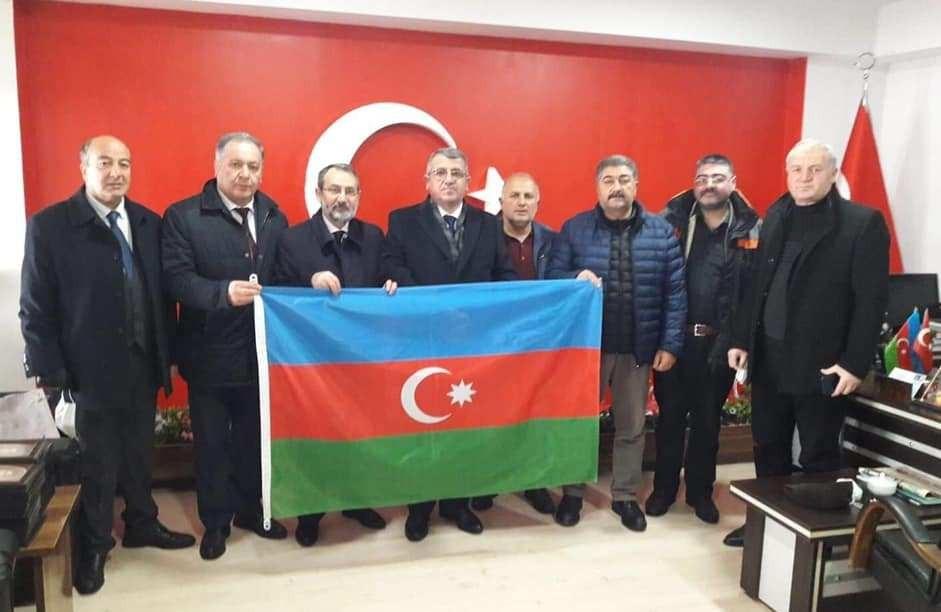 """ASİMDER Başkanı Gülbey: """"Rusya Erdoğan ve Aliyev'e mesaj verdi"""""""