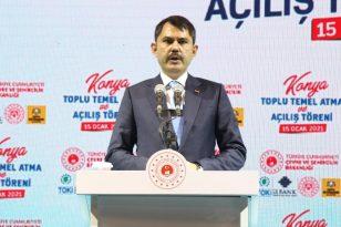 Bakan Kurum'dan Otopark Yönetmeliği Açıklaması