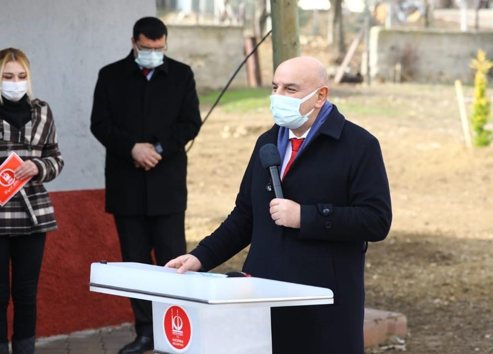 """Başkan Altınok: """"Şehri doyuran köyümüzdür"""""""